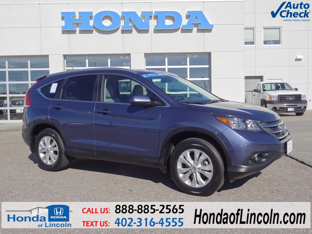Certified used 2013 honda cr v lx 4d sport utility near for Honda used certified