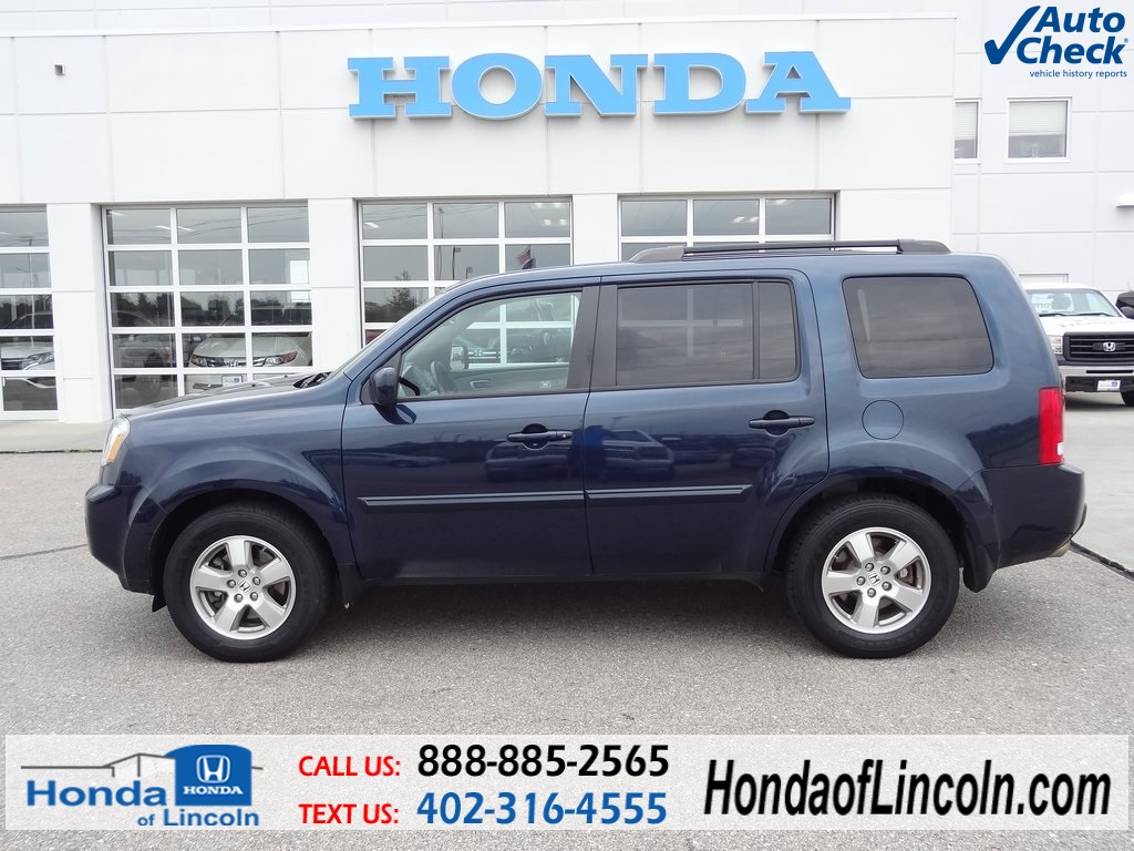 2011 honda pilot ex for sale cargurus for Certified pre owned honda pilot 2016