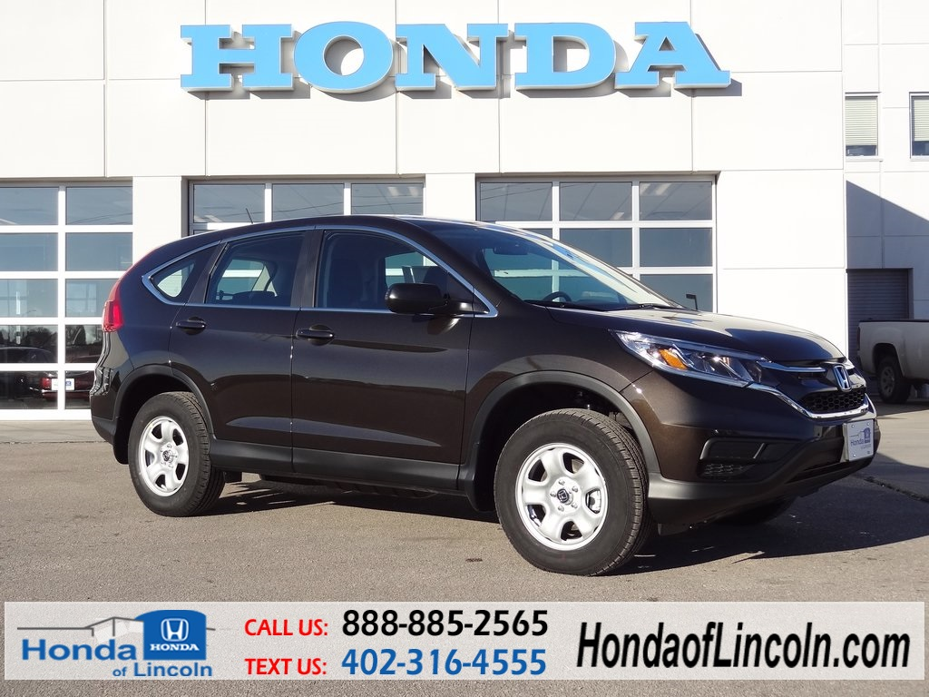 new 2015 honda cr v lx 4d sport utility near omaha d2120. Black Bedroom Furniture Sets. Home Design Ideas