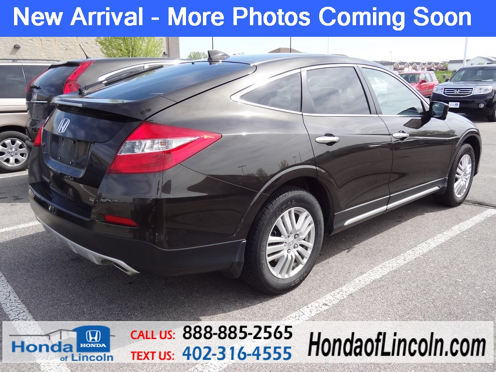 Certified used 2013 honda crosstour ex l 4d sport utility for Honda used certified